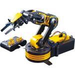 El. stavebnica Buddy Toys BCR 10 Robotic Arm kit čierna/žltá