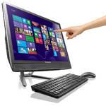 PC all in-one Lenovo IdeaCentre C470 (57328896) čierny