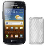 Puzdro na mobil Celly Gelskin pro Samsung Galaxy Ace 2, ir