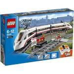 Stavebnica Lego City 60051 Vysokorychlostní osobní vlak