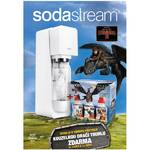 SodaStream SOURCE White DRAGON bílý