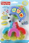 Hrací kousátko - klíčky Mattel