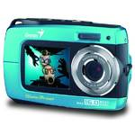 Digitálny fotoaparát Genius G-Shot 510, 8MP, vodotěsný (32300104101) modrý
