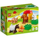 Stavebnica Lego DUPLO Lego Ville 10522 Zvířátka z farmy