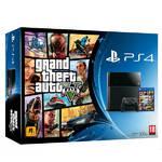 Herná konzola Sony PlayStation 4 500GB + GTA V (PS719875116)