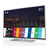 Televize LG 42LB650V stříbrná