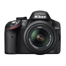 Digitální fotoaparát Nikon D3200 + 18-55 AF-S DX II