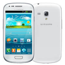Mobilní telefon Samsung Galaxy I8200 Galaxy S3 Mini VE Ceramic White (GT-I8200RWNETL) bílý