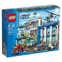 Stavebnice Lego City 60047 Policejní stanice