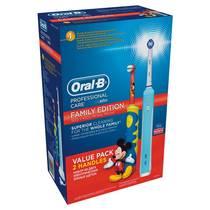Szczoteczka do zębów Oral-B D16.553U DUO + DB10K