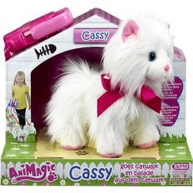 Kočička Alltoys Cassy jde na procházku