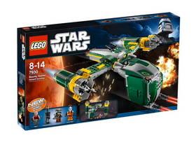 Stavebnice LEGO SW Útočná bojová loď nájemných lovců 7930