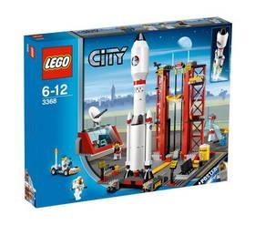 Stavebnice LEGO CITY Vesmírné centrum 3368