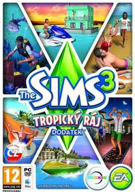 Hra EA PC THE SIMS 3:Tropický ráj (EAPC05115)