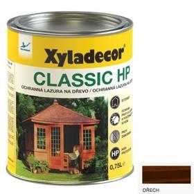 Lazúra na drevo Xyladecor Classic HP ořech