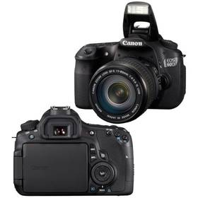 Digitálny fotoaparát Canon EOS 60D + EF 17-85 IS (4460B059AA)