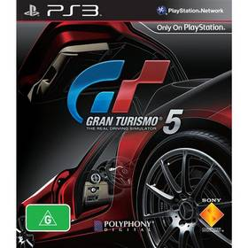 Hry Sony PS3 Gran Turismo 5 Academy Edition/EAS (PS719263739)