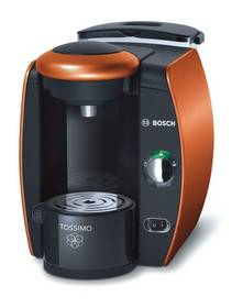 Espresso  Bosch Tassimo TAS4014EE oranžový