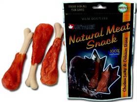 Ontario Chicken Jerky + Calcium 70g