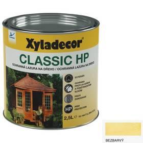 Lazúra na drevo Xyladecor Classic HP bezbarvá