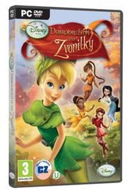 Hra Disney PC Víly: Dobrodružství víly Zvonilky (5907610730653)