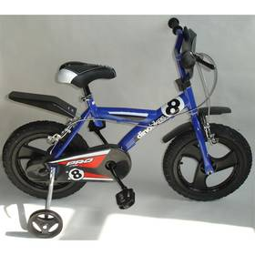 Bicykel Dino Bikes s nafukovacími koly 14