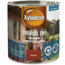 Lazúra na drevo Xyladecor Oversol 2v1 přírodní dřevo