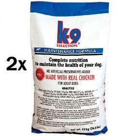 K-9 Maintenance Formula 2 x 20 kg + Doprava zdarma