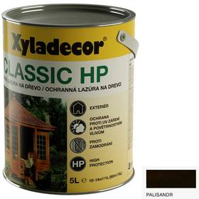 Lazúra na drevo Xyladecor Classic HP palisandr