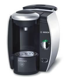 Espresso  Bosch Tassimo TAS4011EE čierny/strieborný