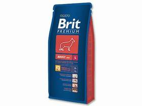 Granule Brit Premium Dog Adult L 3kg
