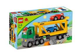 Stavebnice LEGO DUPLO Přeprava automobilů 5684