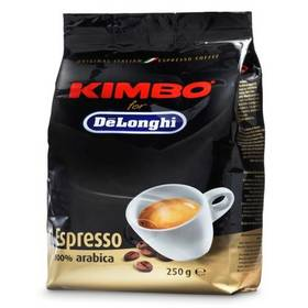 Kva zrnkov DeLonghi Kimbo 100% Arabica 250g