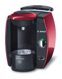 Espresso  Bosch Tassimo TAS4013EE červený