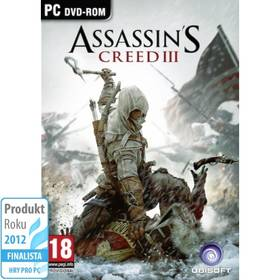 Hra Ubisoft PC Assassins Creed III. (USPC00077)