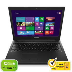 Notebook Lenovo IdeaPad G700 (59411503) čierny