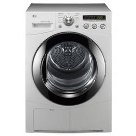 Sušička prádla LG RC8015A  bílá barva