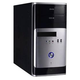 Case EUROCASE MC-30micro MC30-350APN černá barva/stříbrná barva