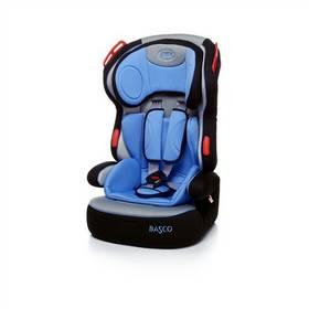 4Baby Basco blue 9-36 kg modrá