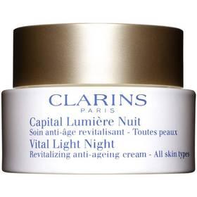 Revitalizační noční krém pro zralou pleť Vital Light Night (Revitalizing Anti-Ageing Comfort Cream) 50 ml