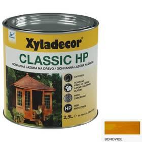 Lazúra na drevo Xyladecor Classic HP borovice