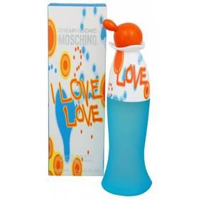Toaletná voda Moschino I Love Love 50 ml