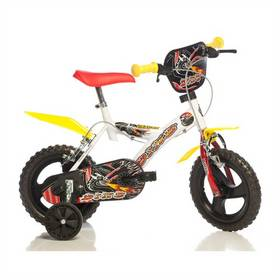 Bicykel Dino Bikes s plastovými koly 12