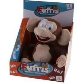 Veselí přátelé Fufris opice