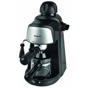 Espresso Ariete-Scarlett SC 037 čierne/strieborné