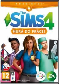 Hra EA PC THE SIMS 4: Hurá do práce! (EAPC051410)