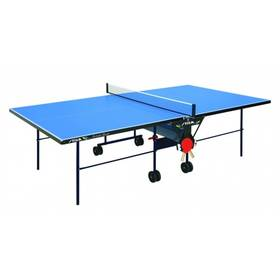 Stôl na stolný tenis Stiga Outdoor Roller modrý