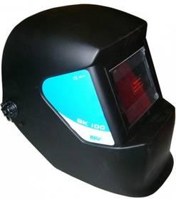 Svářecí štít Einhell tmavost skla 10-SK 100  černá barva