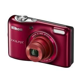 Nikon Coolpix L30 červený