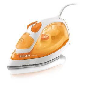 Žehlička  Philips GC2960/02 oranžová